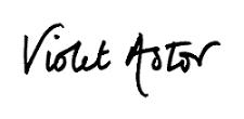 Violet Astor Logo